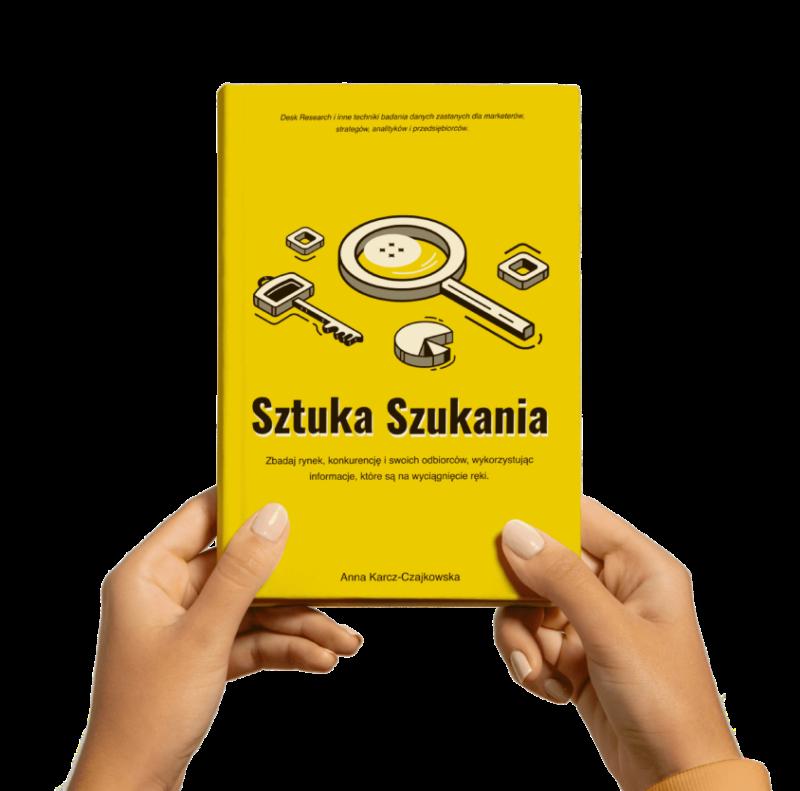 okładka ebooka Sztuka Szukania